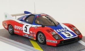 【送料無料】模型車 モデルカー スポーツカースケールモデルカープジョー#bizarre 143 scale resin model car bz028 wm peugeot p7980 5 4th lm 1980