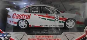 【送料無料】模型車 モデルカー スポーツカーラッセルホールデンコモドールクラシック118 russell ingall holden vt commodore classic carlectables 18012