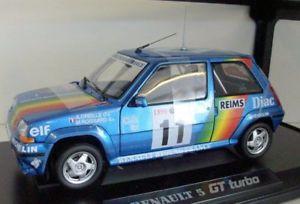 【送料無料】模型車 モデルカー スポーツカースケールルノーグアテマラターボラリードモンテカルロnorev 118 scale 185204 renault 5 gt turbo rallye de monte carlo