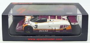 【送料無料】模型車 モデルカー スポーツカースパークモデルスケールジャガー##;ペスカローロワトソンspark models 143 scale s4718 jaguar xjr9 3 lm 039;88 pescarolowatsonboesel