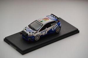 【送料無料】模型車 モデルカー スポーツカーフィアットプントスポーツラリーマイル143 fiat punto s2000 sports rally 1000 miles 2006