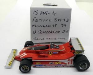 【送料無料】模型車 モデルカー スポーツカースケールレースカースケールキットフェラーリモナコ
