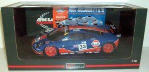【送料無料】模型車 モデルカー スポーツカーモデルマクラーレンルマンガルフレーシング#ut models 118 530 161833 mclaren f1 gtr le mans 1996gulf racing 33