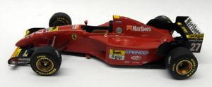 【送料無料】模型車 モデルカー スポーツカースケールキットフェラーリブラジルアレジtameo 143 scale built kittmk193 ferrari 412 t2 brazillian gp 1995 j alesi
