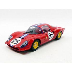 【送料無料】模型車 モデルカー スポーツカーフェラーリディノクーペ#リタイアferrari dino 206 s coupe 039;n25 dnf lm 1966 n vaccarellam casoni 118 automode