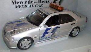 【送料無料】模型車 モデルカー スポーツカーモデルベンツクラスut models 118 26106 mercedes benz c class amg medical car f1 1997