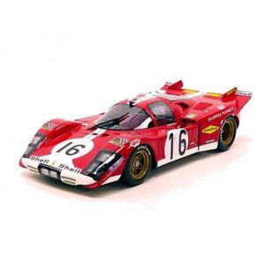 【送料無料】模型車 モデルカー スポーツカーフェラーリモレッティモデルferrari 512 s n16 accident lm 1970 g morettic manfredini 118 models various