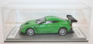 【送料無料】模型車 モデルカー スポーツカースケールキットマーティンレーシング143 scale kit built resin modelaston martin racing v12 vantage zagato green