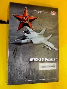 【送料無料】模型車 モデルカー スポーツカーファイターレッドソホビーマスターmig25p foxbat fighter red 13 viktor belenko, soviet af hobby master ha5601 172