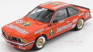 【送料無料】模型車 モデルカー スポーツカーシリーズ#ヨーロッパモデルbmw 6series 635i jagermeister 6 european touringcar 1984 cmr 118 cmr009 model