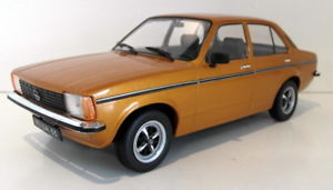 【送料無料】模型車 モデルカー スポーツカートリプルスケールオペルドアゴールドブラウンtriple9 118 scale resin tp1800121 opel kadett c2 4 door 1977 gold brown