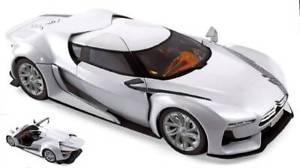 【送料無料】模型車 モデルカー スポーツカーシトロエングアテマラパリホワイトモデルjm 2228284 norev citroen nv181610 gt paris 2008 white reassort 1 18 model