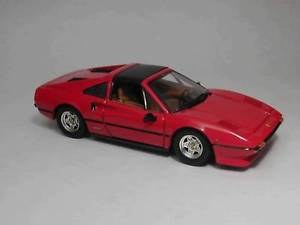 【送料無料】模型車 モデルカー スポーツカーベストモデルフェラーリモデルjm 2136246 best model bt9228 ferrari 308 gts 1977 red 143 model