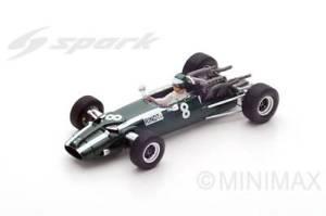 【送料無料】模型車 モデルカー スポーツカースパークモデルクーパーリントドイツグランプリモードjm 2231831 spark model s5291 cooper t81j rindt 1966 n8 3rd german gp 143 mode