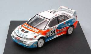 【送料無料】模型車 モデルカー スポーツカーランサーエボポルトガルjm 2231492 trofeu tfmnp 121 mitsubishi lancer evo vi n54 ret r portugal 2000
