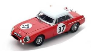 【送料無料】模型車 モデルカー スポーツカースパークモデルヘッジjm 2238946 spark model s5078 mgb hardtop n37 19th lm 1964 p hopkirka hedges