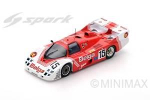 【送料無料】模型車 モデルカー スポーツカースパークモデルポルシェリタイアマーティンマーティンjm 2226593 spark model s5507 porsche 356c n15 dnf lm 1983 jm martinp martin