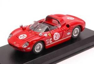 【送料無料】模型車 モデルカー スポーツカーアートモデルフェラーリアメルjm2191536art model am0368 ferrari 330 p n21 10th 500 mil road amer 1967 w co