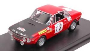 【送料無料】模型車 モデルカー スポーツカーランチアラリーポルトガルランプjm 2231495 trofeu tfrral 52 lancia fulvia 1600 s 2nd rally portugal 1971 s lamp