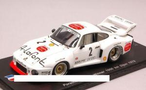 【送料無料】模型車 モデルカー スポーツカーネットワークモデルポルシェキロjm2133261ixo model sf032 porsche 935 n2 winner 1000 km dijon 1978 vollekpescar