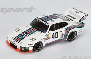 送料無料 模型車 モデルカー スポーツカースパークモデルポルシェjm 2144296 spark model s4689 porsche 935 n40 4th lm 1976 r stommelenm schurtUMVGqSzp