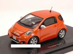 【送料無料】模型車 モデルカー スポーツカートヨタブロンズモデルjm 2138654 ebbro eb44698 toyota iq 2009 bronze 143 model