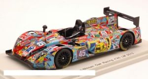 【送料無料】模型車 モデルカー スポーツカースパークモデルモjm 2133902 spark model s2599 morgannissan n45 46th retired lm 2013 merlinmo
