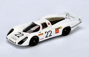 【送料無料】模型車 モデルカー スポーツカースパークモデルポルシェリンスjm 2142804 spark model s4747 porsche 908 n22 16th lm 1969 r linsw kaushen 1