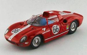 【送料無料】模型車 モデルカー スポーツカーアートモデルフェラーリキロモンツァミュラーjm2136338art model am0287 ferrari 365 p n66 1000 km monza 1965 mullerspychiger