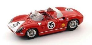 【送料無料】模型車 モデルカー スポーツカーアートモデルフェラーリセブリングロドリゲスjm2119248art model am0177 ferrari 330 p n25 3rd 12h sebring 1964 p rodriguez 1