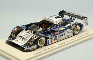 【送料無料】模型車 モデルカー スポーツカースパークモデルjm 2145519 spark model s4706 courage c36 n3 accident lm 1996 d cottazp allio