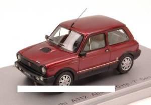 【送料無料】模型車 モデルカー スポーツカーモデルアバルトjm 2138365 kess model ks43022000 autobianchi a112 abarth 70 hp 7