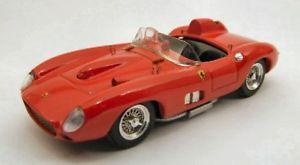 【送料無料】模型車 モデルカー スポーツカーアートモデルモデルフェラーリjm2119213art model am0133 ferrari 315 s335 s proof 1957 red 143 model
