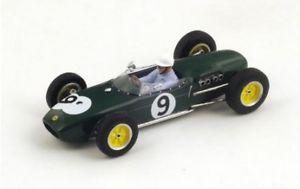 【送料無料】模型車 モデルカー スポーツカーjm 2139499モデルs1825ロータス18jサーティーズ1960n92gp 143 mojm 2139499 spark model s1825 lotus 18 j surtees 1960 n9 2nd british gp 143