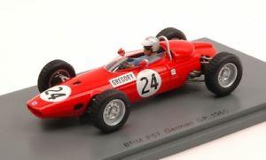 【送料無料】模型車 モデルカー スポーツカースパークモデルグレゴリードイツグランプリjm 2144057 spark model s4793 brm p57 m gregory 1965 n24 8th german gp 143 mod
