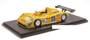 【送料無料】模型車 モデルカー スポーツカースパークモデルプジョースパイダーjm 2127407 spark model s1276 peugeot 905 spyder n66 lm 92 143 figure