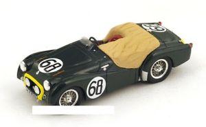 【送料無料】模型車 モデルカー スポーツカースパークモデルブルックjm 2140578 spark model s1394 triumph tr2 n68 19th lm 1955 l brookemortimer mo