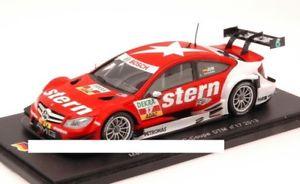 【送料無料】模型車 モデルカー スポーツカースパークモデルメルセデスクーペjm 2133315 spark model sg126 mercedes ccoupe n17 dtm 2013 d juncadella 143 m