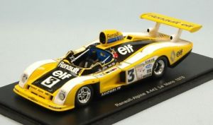 【送料無料】模型車 モデルカー スポーツカースパークモデルルノーアルパインjm 2145509 spark model s4377 renaultalpine a442 n3 retired lm 1978 jp jarier