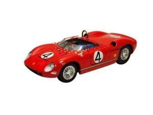 【送料無料】模型車 モデルカー スポーツカーアートモデルフェラーリサーティースjm2119229art model am0155 ferrari 250 p n4 retired monsport 1963 j surtees 14