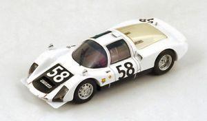 【送料無料】模型車 モデルカー スポーツカースパークモデルポルシェjm 2140170 spark model s4491 porsche 906 n58 7th lm 1966 g kassr stommelen 1