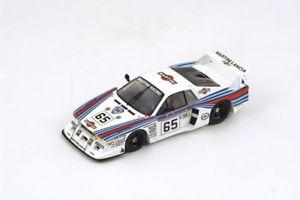 【送料無料】模型車 モデルカー スポーツカースパークモデルランチアベータマティーニチーバーjm 2135829 spark model s1894 lancia beta martini n65 8th lm 1981 cheeveralbore