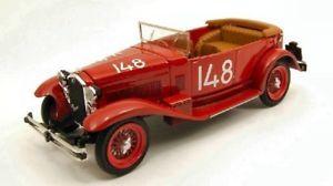 【送料無料】模型車 モデルカー スポーツカーリオリアルファロメオミッレミリアブランビラjm2126199rio ri4243 alfa romeo 1750 torpedo n148 mille miglia 1931 brambillaca