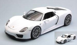 【送料無料】模型車 モデルカー スポーツカーjm 2189477wellywe18051hwポルシェ918 spyderハードトップホワイト118モデルjm 2189477 welly we18051hw porsche 918 spyder hard top white 118 mod