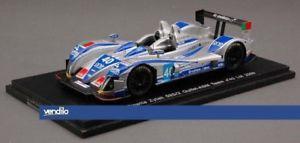 【送料無料】模型車 モデルカー スポーツカースパークモデルルマンjm 2127454 spark model s1524 ginetta spawning n40 le mans 2009 143 figure