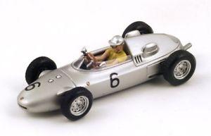 【送料無料】模型車 モデルカー スポーツカースパークモデルポルシェモナコグランプリjm 2134306 spark model s1867 porsche 718 h herrmann 1961 n6 9th monaco gp 143