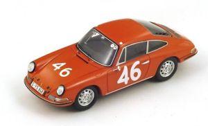 【送料無料】模型車 モデルカー スポーツカースパークモデルポルシェクラスタルガフローリオjm 2138237 spark model s4024 porsche 911s n46 7th winner class targa florio 1