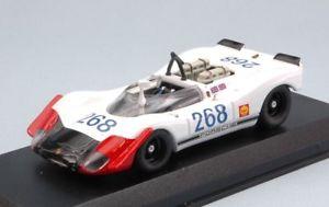 【送料無料】模型車 モデルカー スポーツカーベストモデルポルシェタルガフローリオjm 2191542 best model bt9666 porsche 90802 n268 33th targa florio 1969 b redm