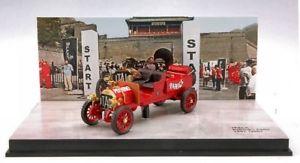 【送料無料】模型車 モデルカー スポーツカーリオリjm2126184rio ri4224d itala beijingparis 19072007 143 figure
