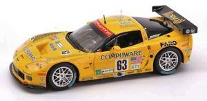 【送料無料】模型車 モデルカー スポーツカースパークモデルコルベットjm 2127286 spark model s0178 corvette c6r n63 6th lm 2007 or connellmagnussen